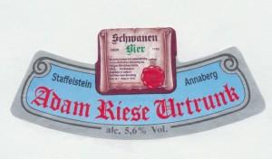 Adam Riese Urtrunk
