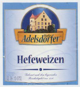 Adelsdorfer Hefeweizen