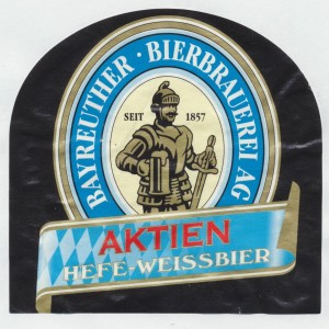 Aktien Hefe- Weissbier