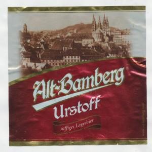 Alt- Bamberg Urstoff