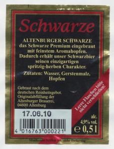 Altenburger Schwarze