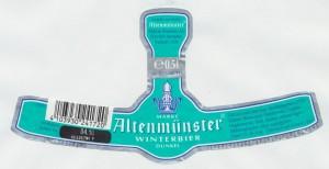 Altenmünster Winterbier Dunkel