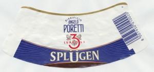 Angelo Poretti Splügen