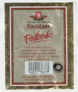 Apoldaer Festbock