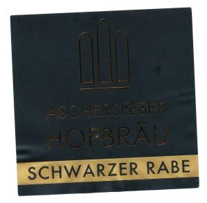 Aschersleber Hofbräu Schwarzer Rabe