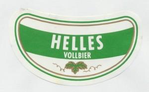 Augustinerbräu Lagerbier Hell