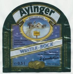 Ayinger Winter- Bock