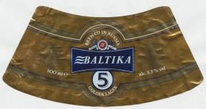 Baltika No 5