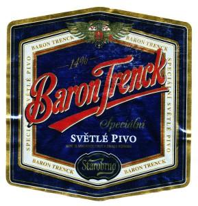 Starobrno Baron Trenck
