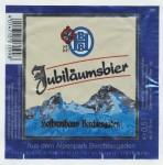 Berchtesgadener Jubiläumsbier