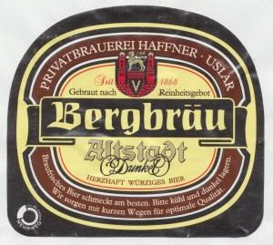 Bergbräu Altstadt Dunkel