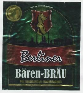 Berliner Bären- Bräu