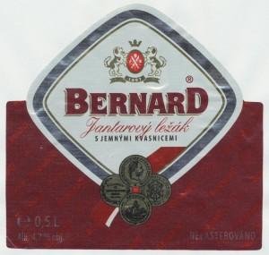 Bernard Jantarový Ležák