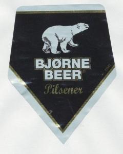 Bjørne Beer Pilsener