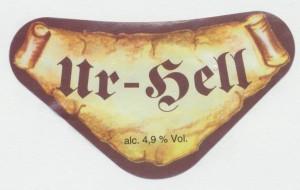 Brauerei Mager Pottenstein Ur- Hell