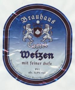 Brauhaus Castel Weizen