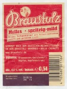 Braustolz Helles Lager