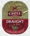 Castle Lager Draught