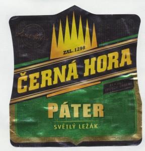 Cerna Hora Pater