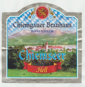 Chiemseer Hell