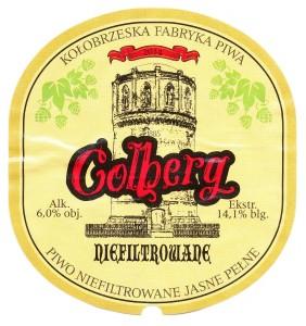 Colberg Jasne Niefiltrowane