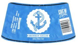Crew Republic Drunken Sailor IPA