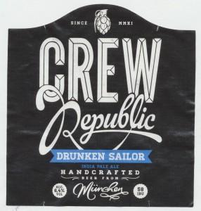 Drunken Sailor IPA