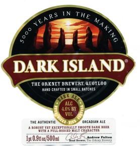 Orkney Dark Island