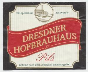 Dresdener Hofbrauhaus Pils