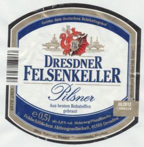 Dresdener Felsenkeller Pilsener