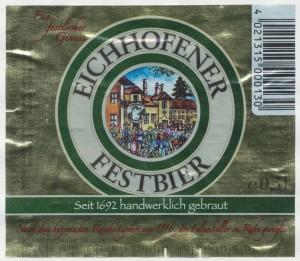 Eichhofener Festbier