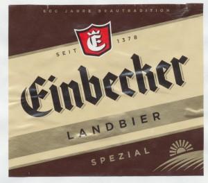 Einbecker Landbier Spezial