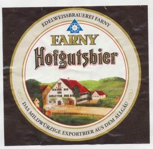 Farny Hofgutsbier