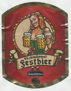 Feldschlösschen Pichmännel Festbier