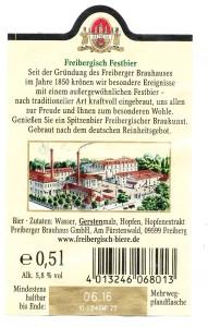 Freibergisch Festbier