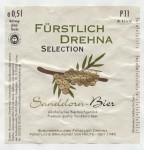Fürstlich Drehna Sanddorn- Bier