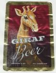 Giraf Beer