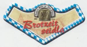 Göller Brotzeitseidla