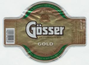 Gösser Gold