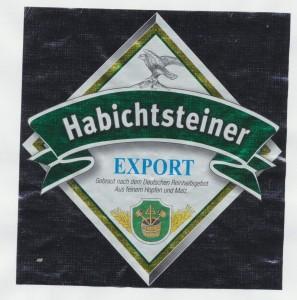 Habichtsteiner Export