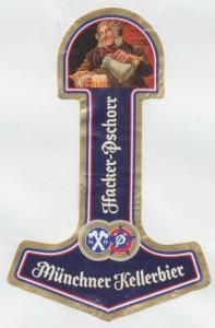 Hacker- Pschorr Münchner Kellerbier