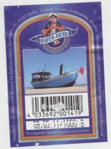 Hafen- Bräu Seefahrerbier