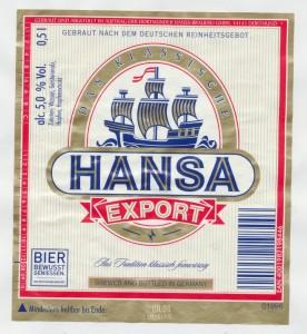 Hansa Export