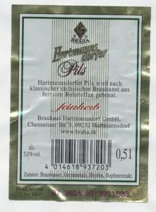 Hartmannsdorfer Pils