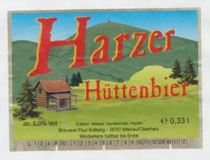 Harzer Hüttenbier