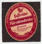 Hasseröder Fürstenbräu Granat