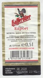 Hasseröder Export