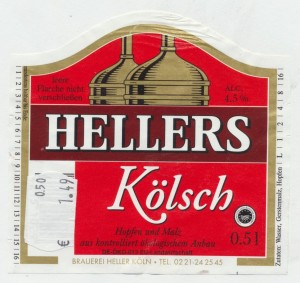 Hellers Kölsch