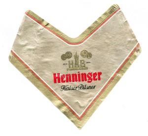 Henninger Kaiser Pilsner