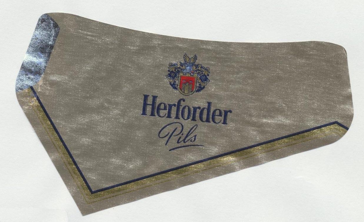 Herforder Pils   BLOG-B.INFO